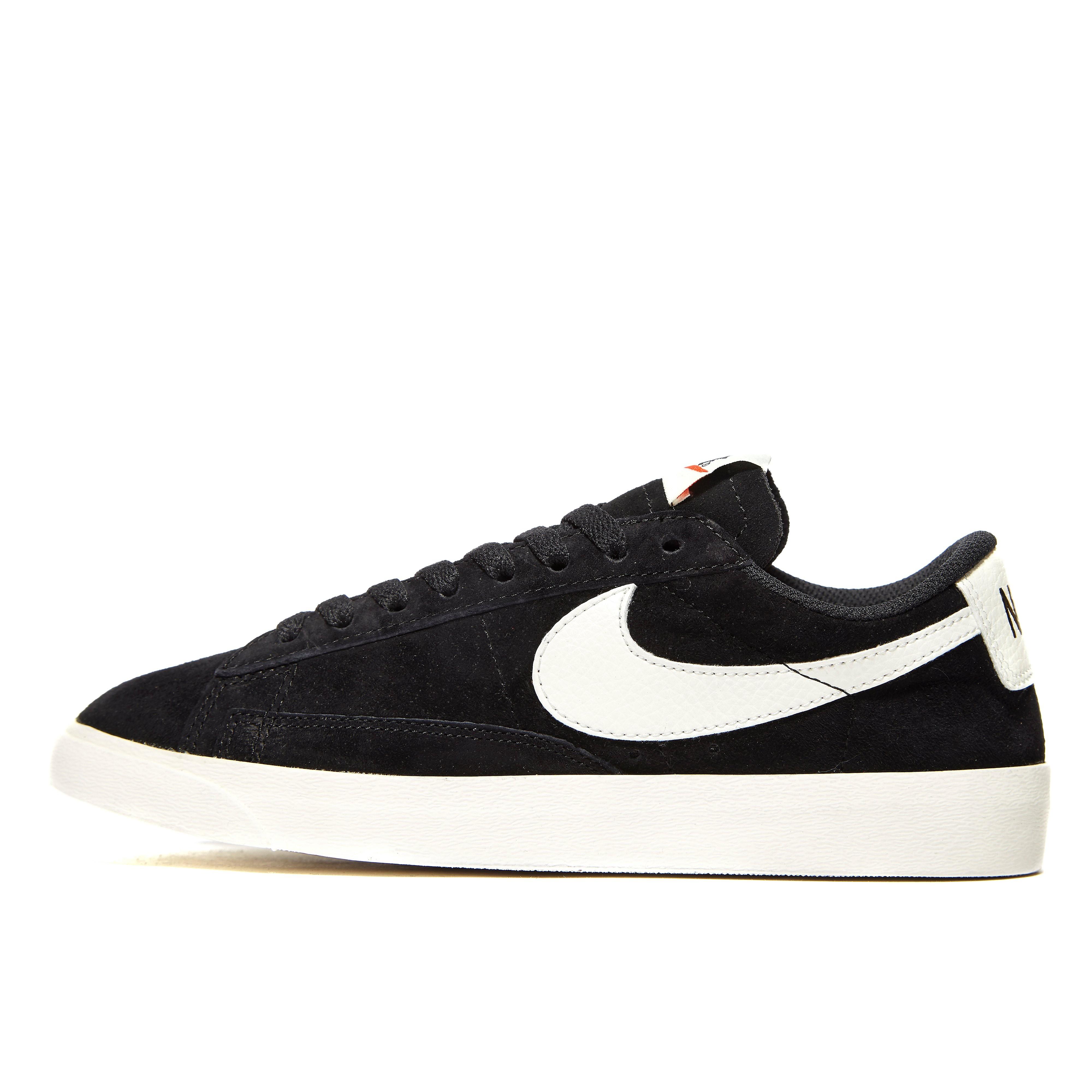 Nike Blazer Low Suede Women's