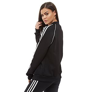 watch 82520 272d0 adidas Originals Superstar Track Top adidas Originals Superstar Track Top