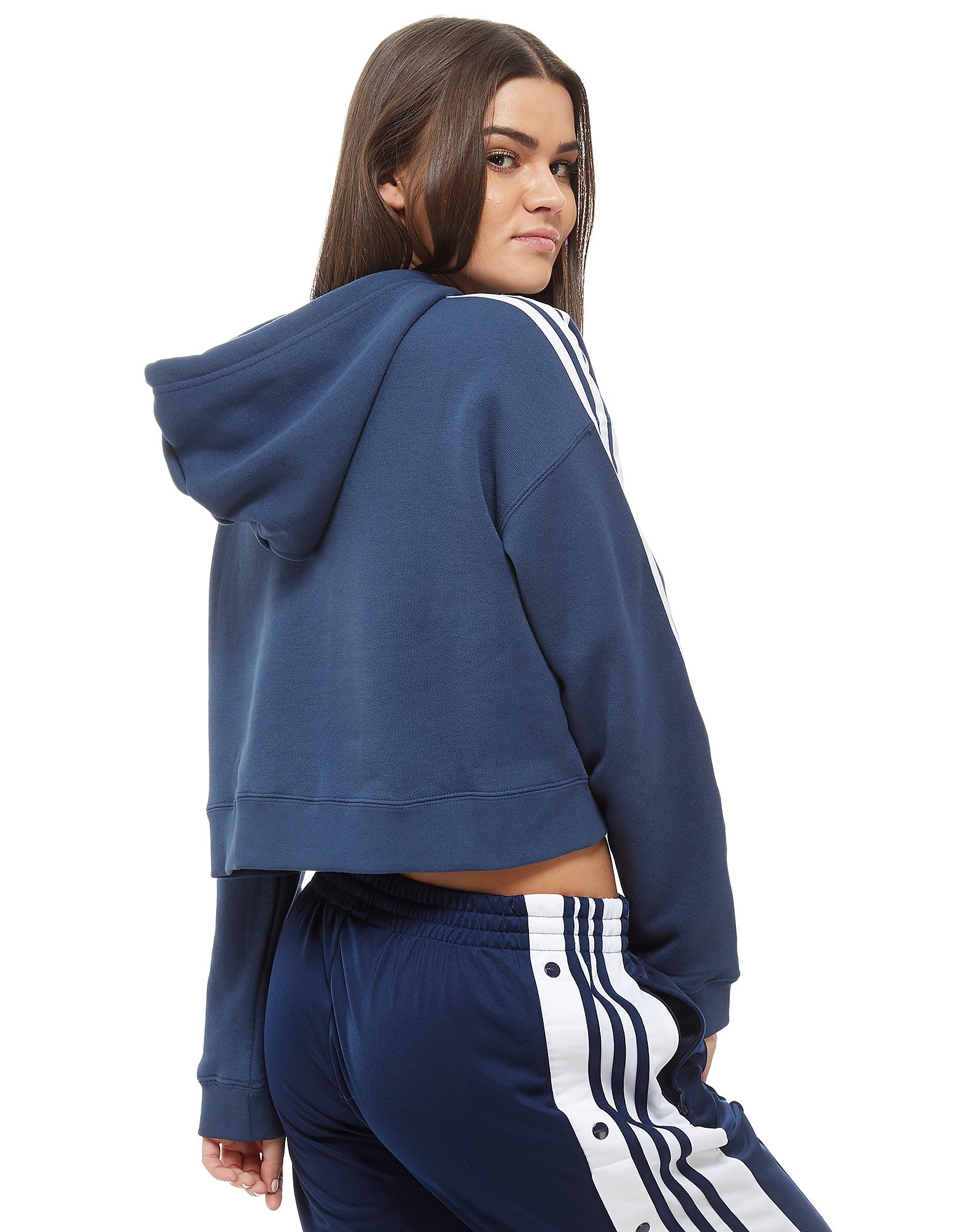 adidas Originals Cropped California Hoodie