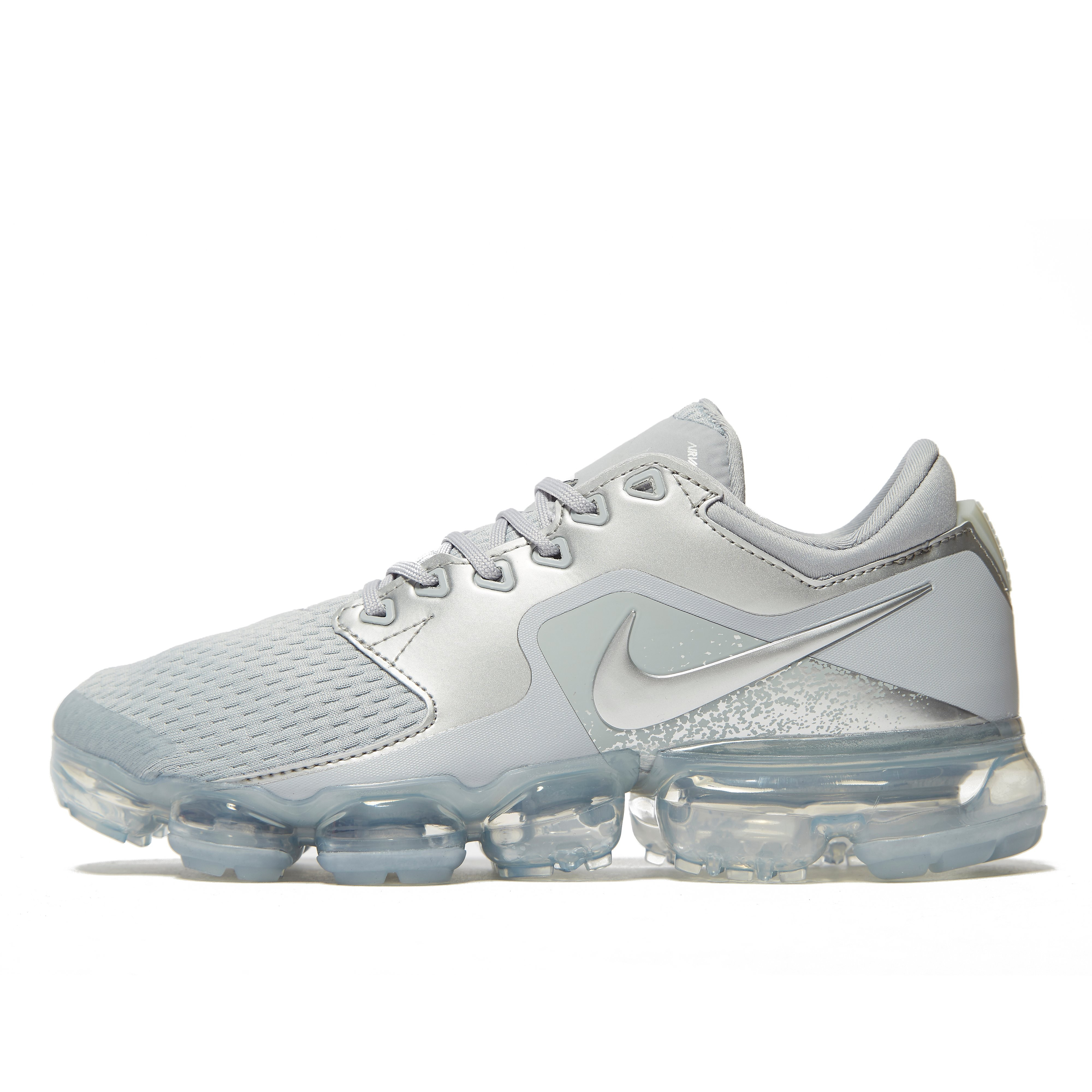 Nike Air VaporMax - Only at JD - Black/White/Red - Mens, Black/White/Red