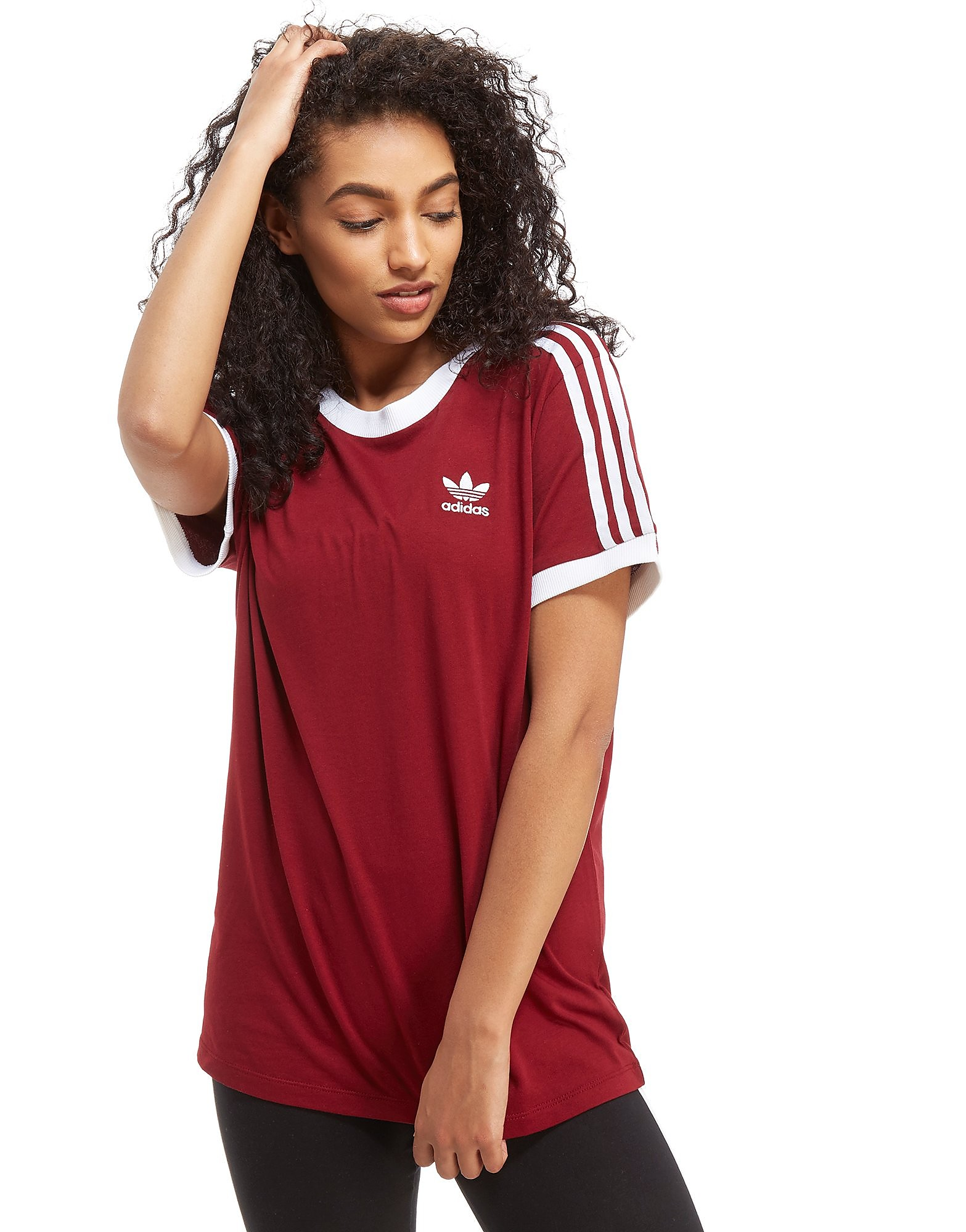 adidas Originals camiseta 3-Stripes California
