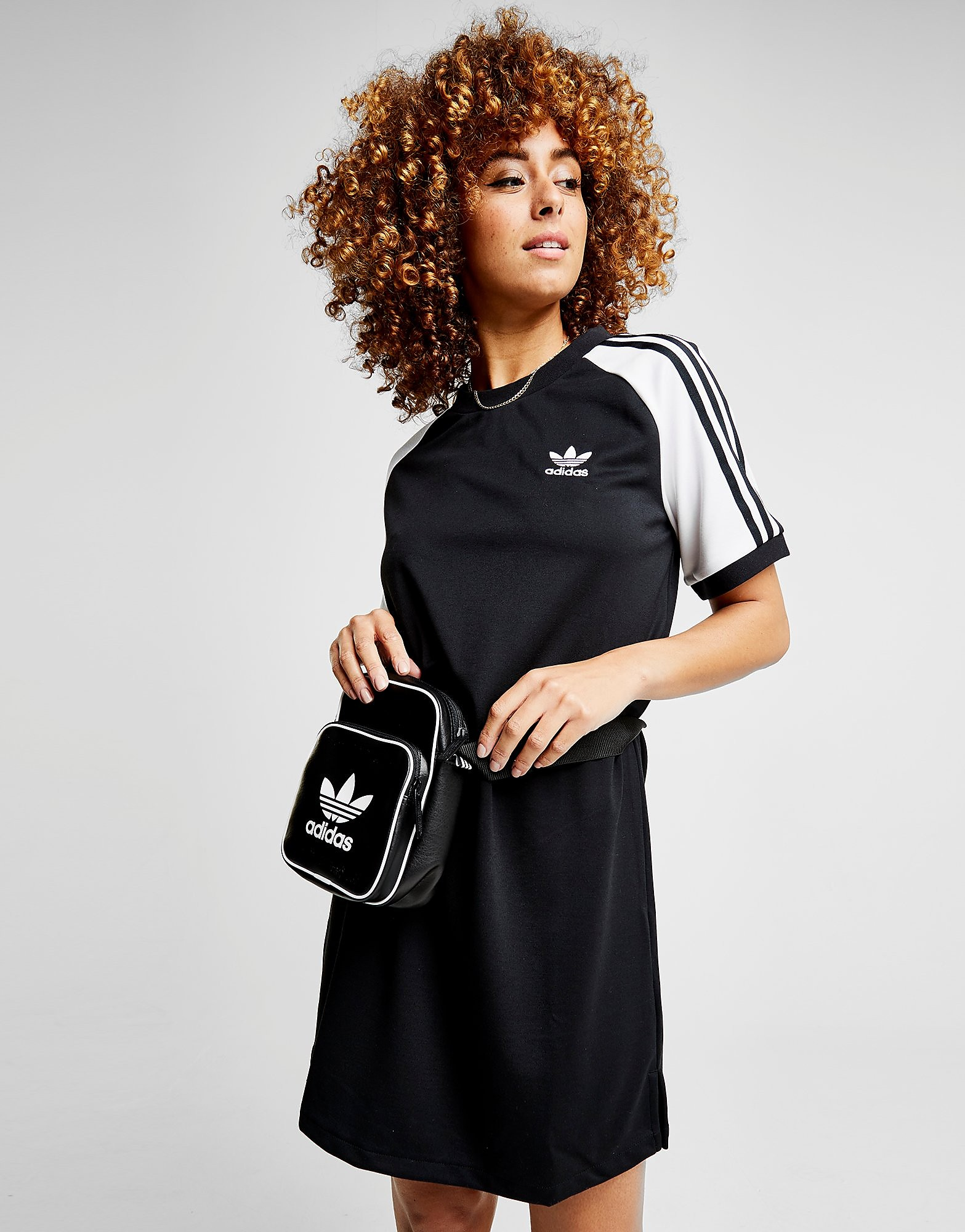adidas Originals Raglan T-Shirt Dress