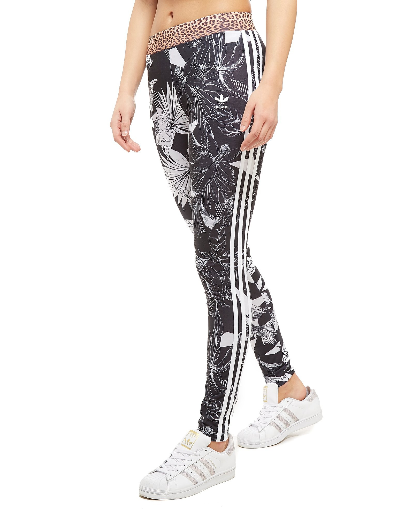 adidas Originals 3-Stripes Leggings Farm Pack