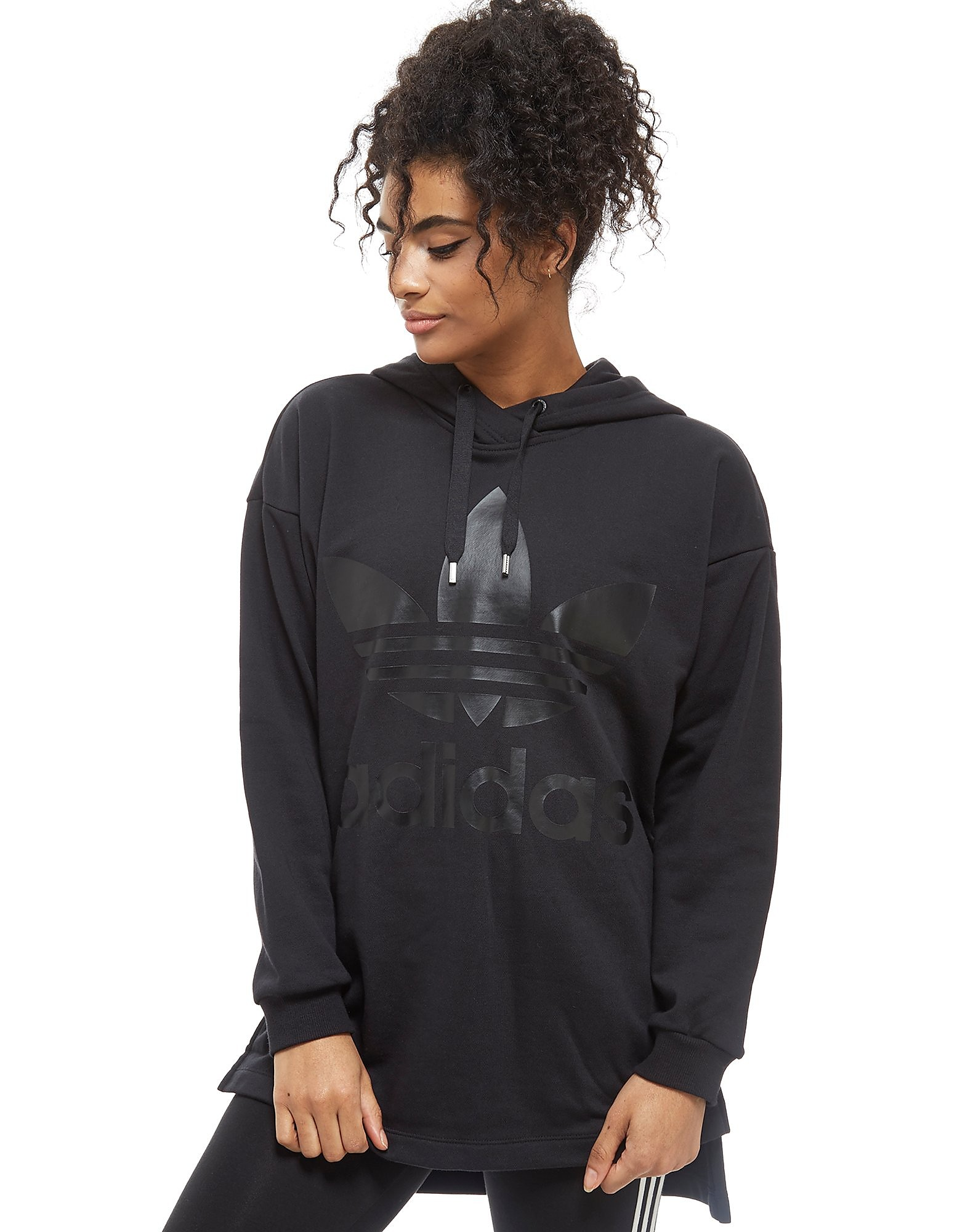 adidas Originals Trefoil Hoodie Dress