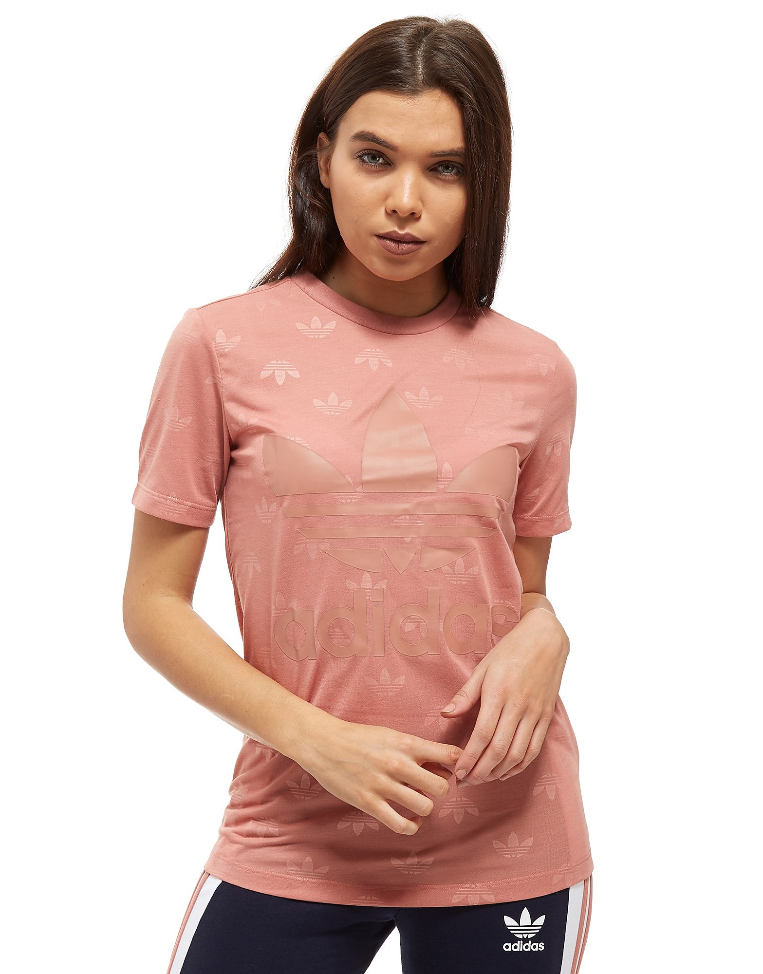 adidas Originals All Over Print Trefoil T-Shirt