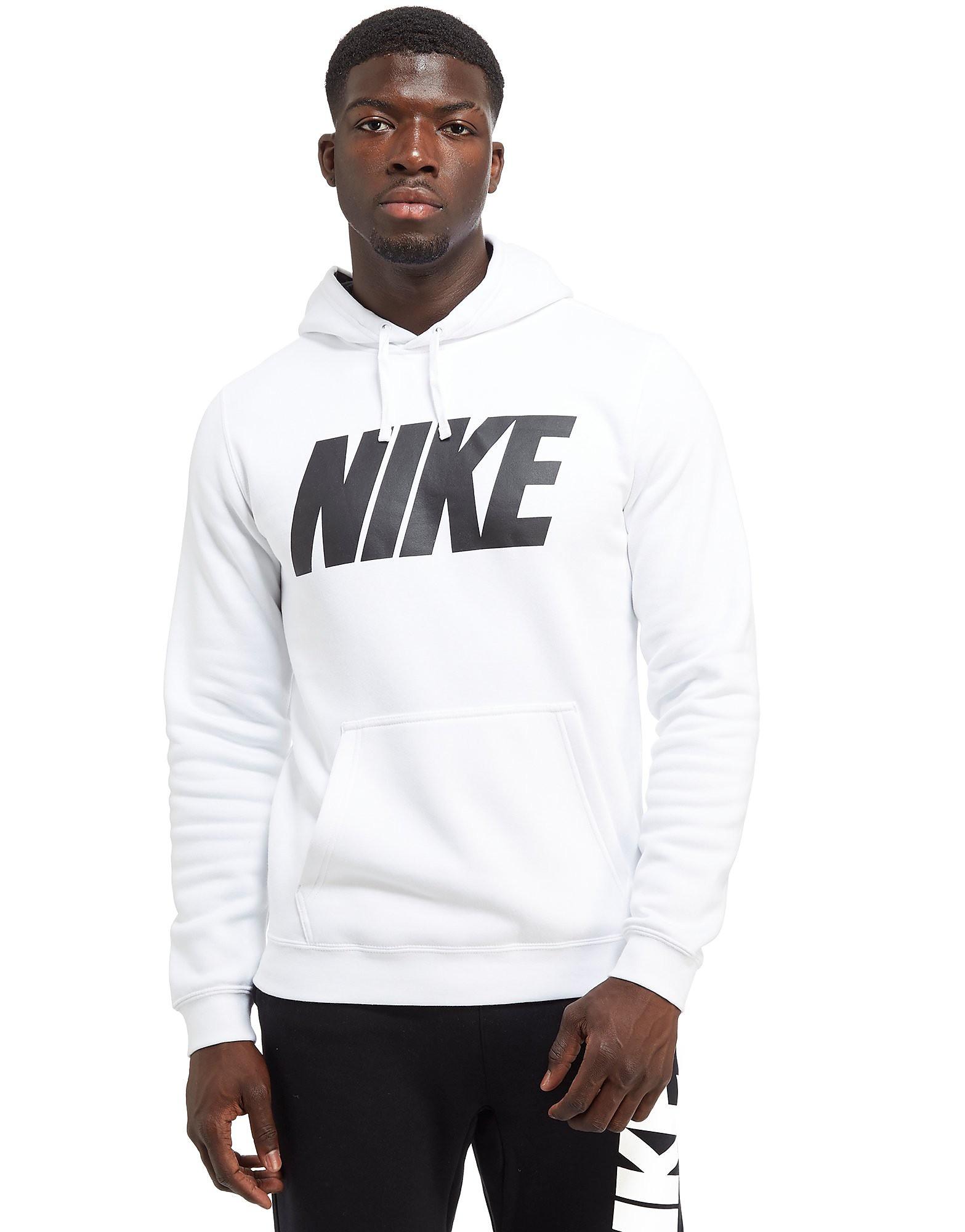 Nike Club Felpa con Cappuccio