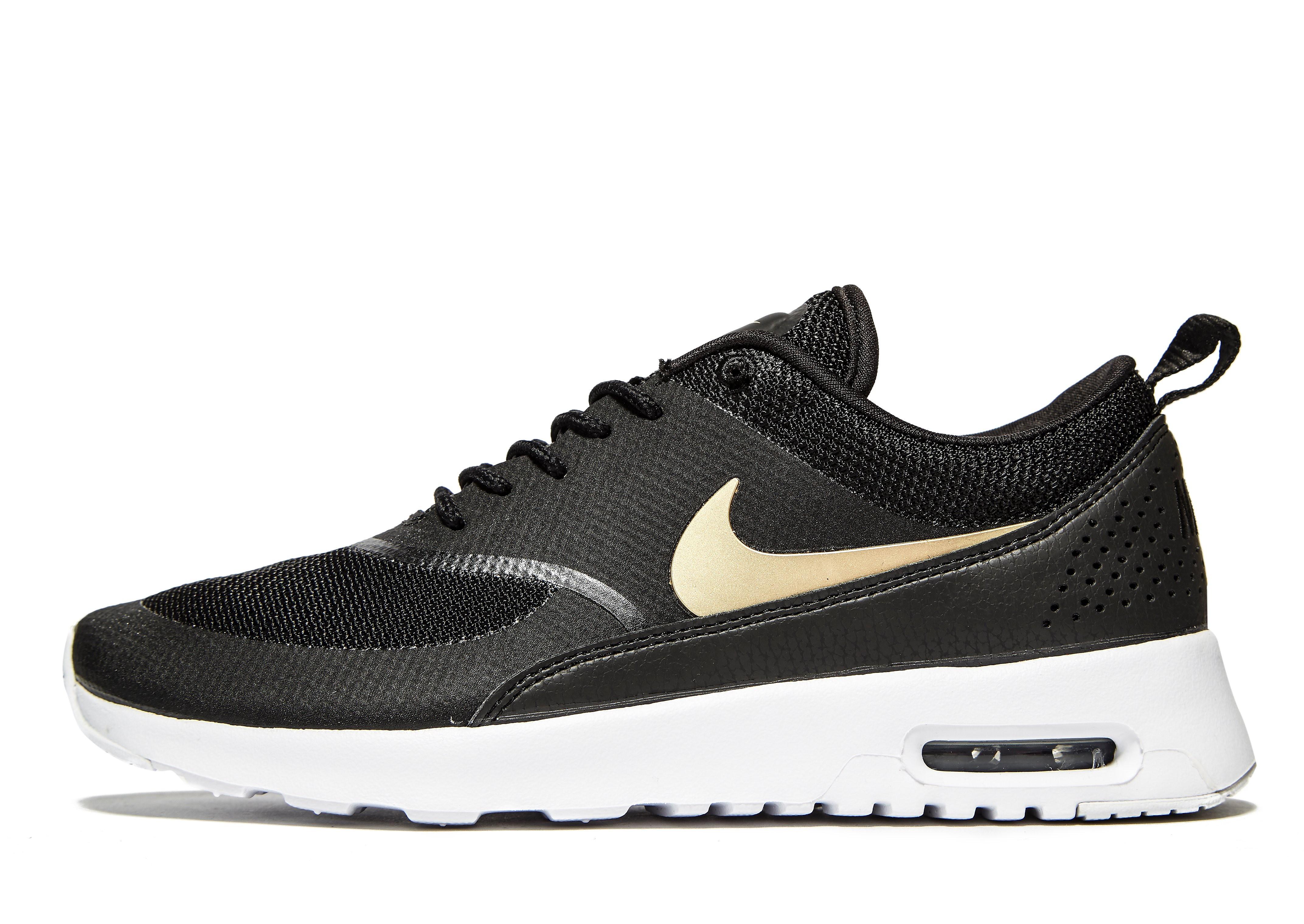 Nike Air Max Thea damessneaker zwart