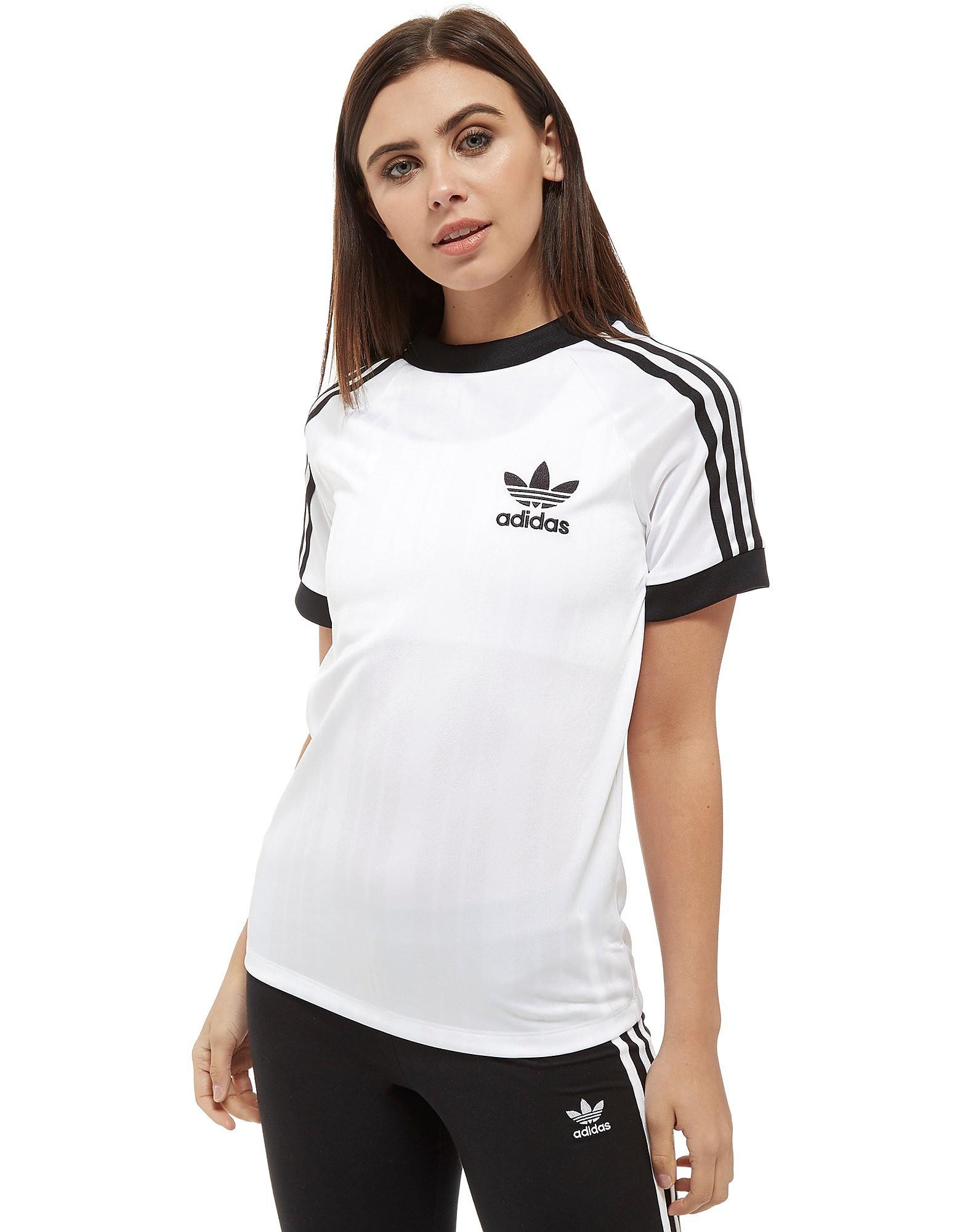adidas Originals California Football T-Shirt Femme