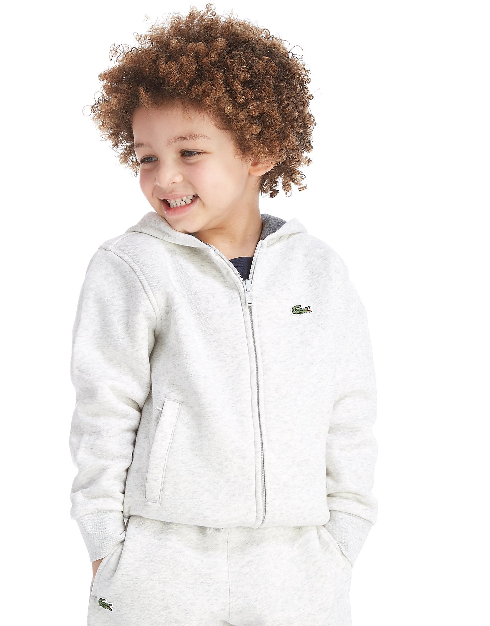 Lacoste Small Logo Hoodie Children