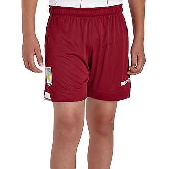 Macron Aston Villa 2014 Junior Away Shorts