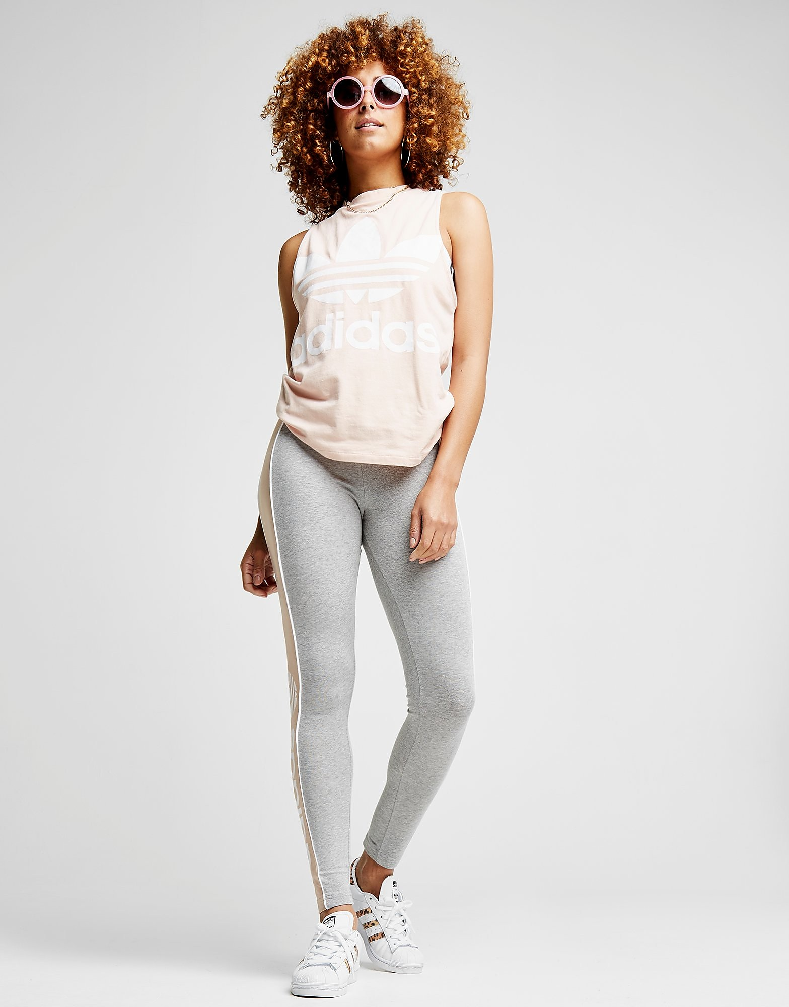 adidas Originals leggings Linear