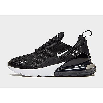 Outlet de sneakers Nike Air Max 270 JD Sports negras baratas