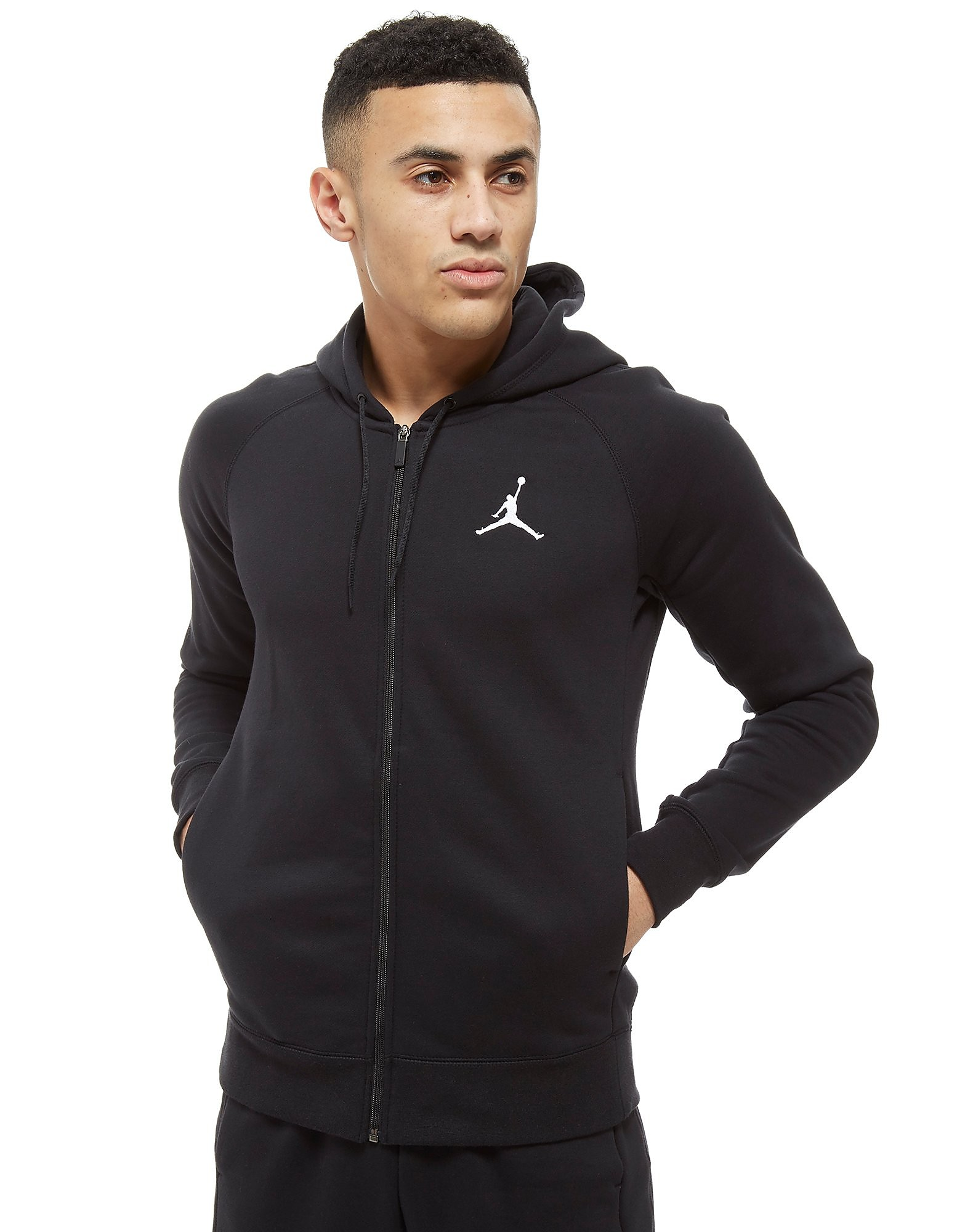 Jordan Flight Full Zip Hoodie Heren