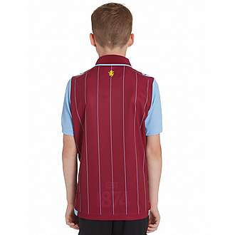 Macron Aston Villa 2014 Junior Home Shirt