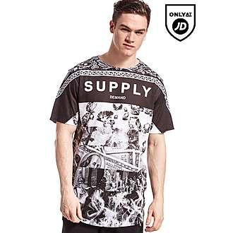 Supply & Demand City Flash T-Shirt
