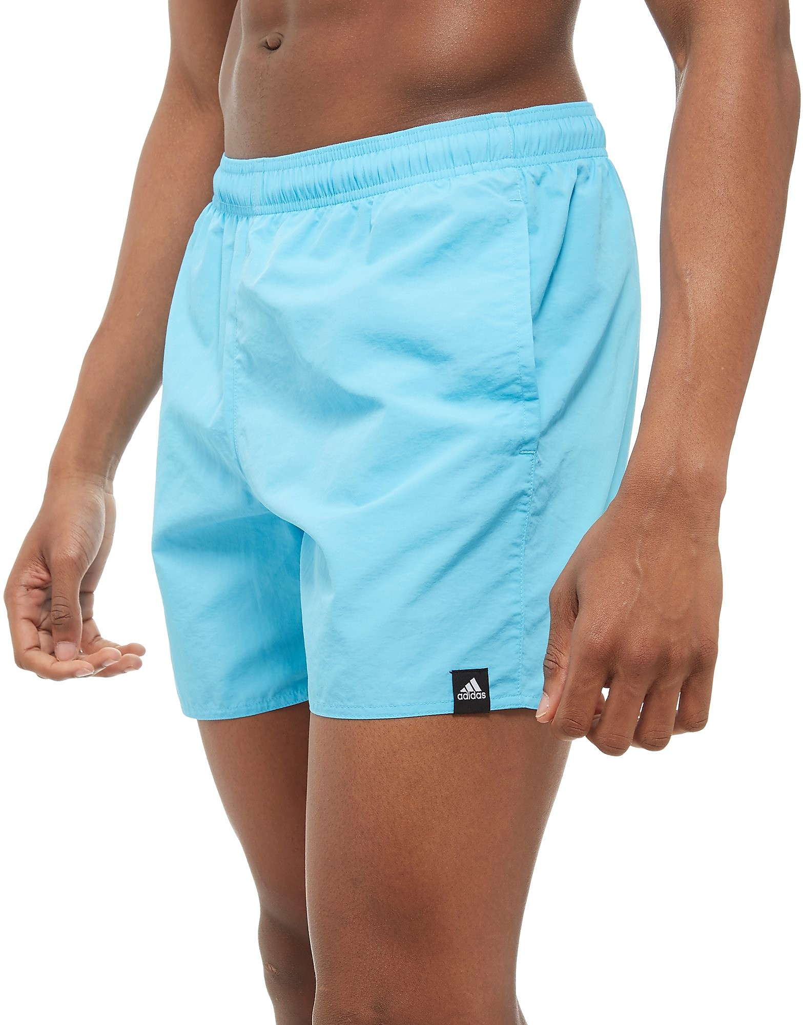 adidas Solid Swim Shorts