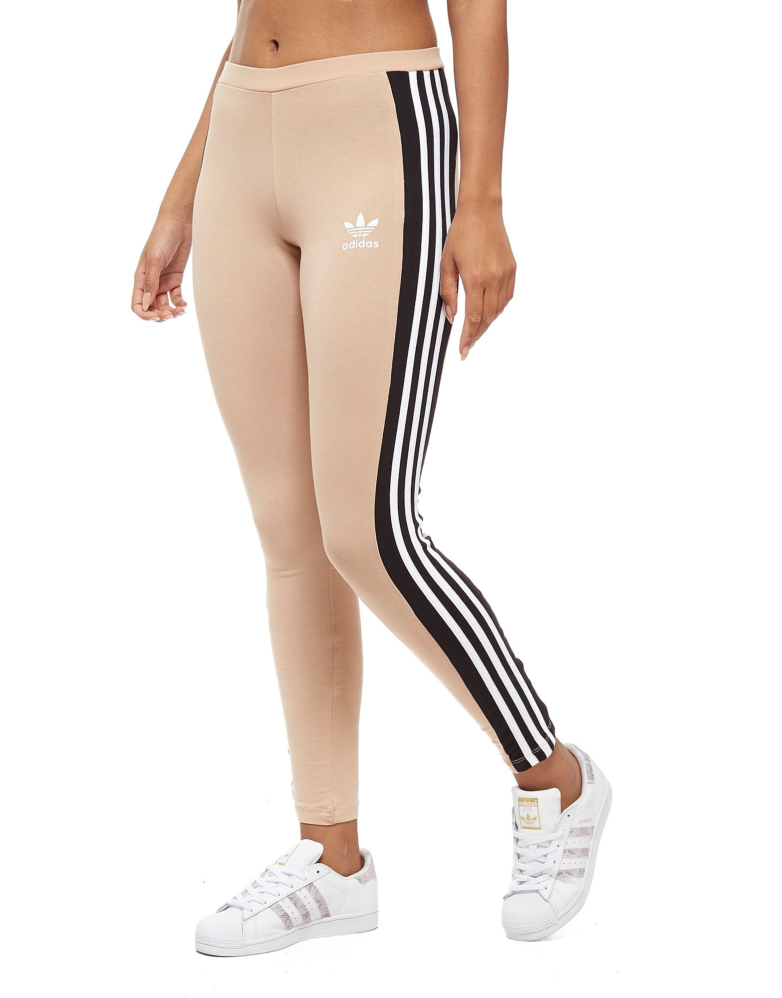 adidas Originals Leggings 3 Bandes Panel Femme