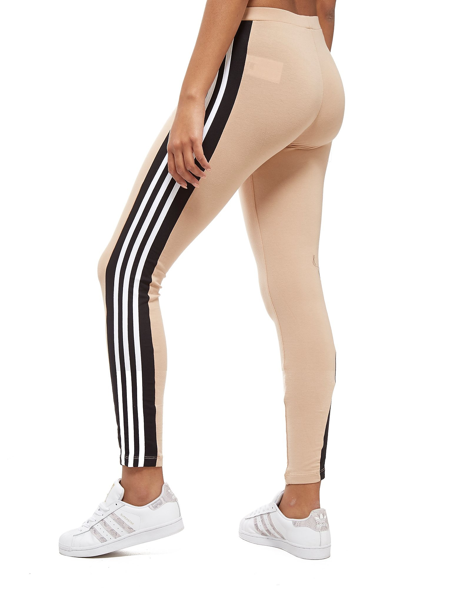 adidas Originals 3-Stripes Panel Leggings Donna