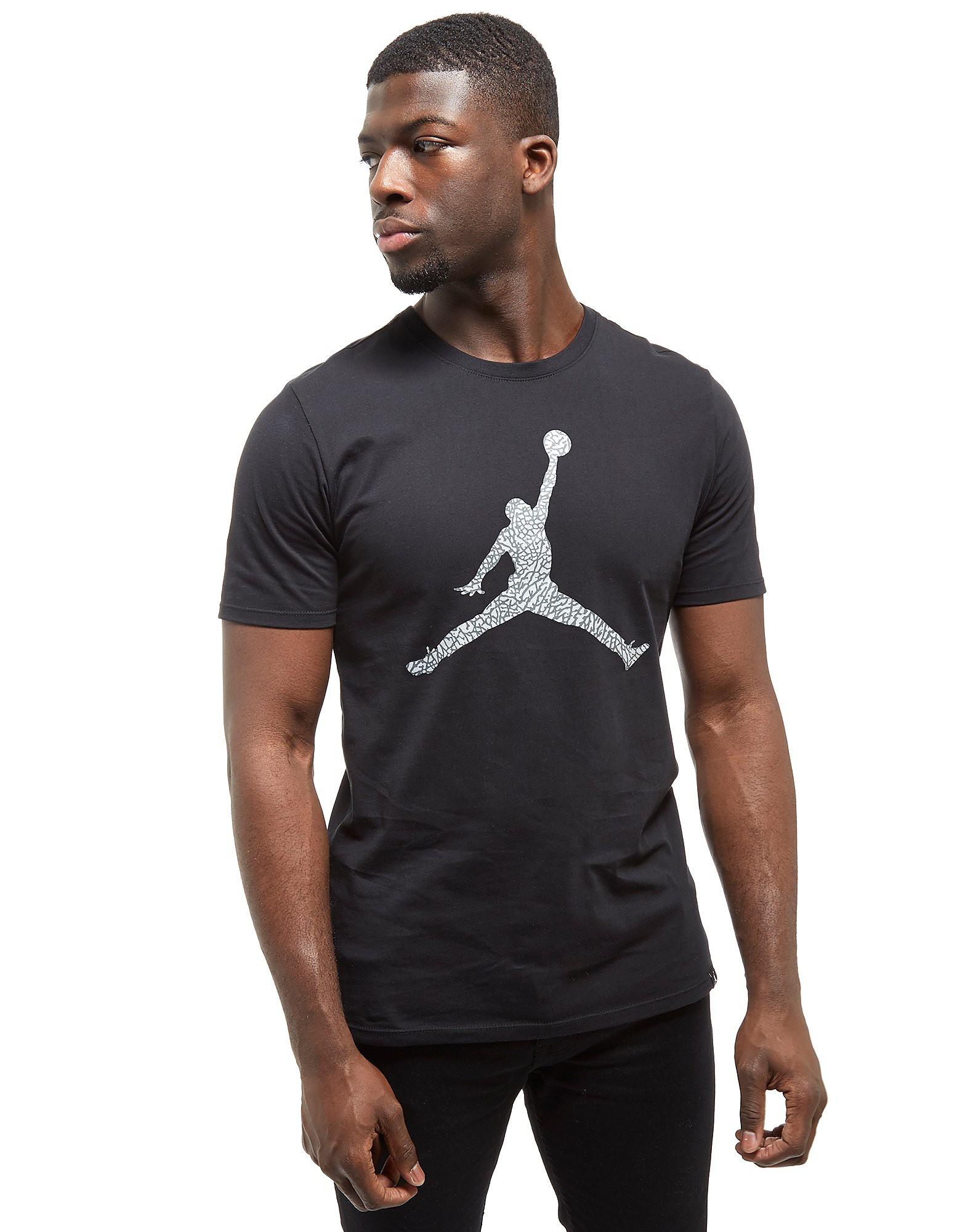 Jordan camiseta Elephant Print Jumpman