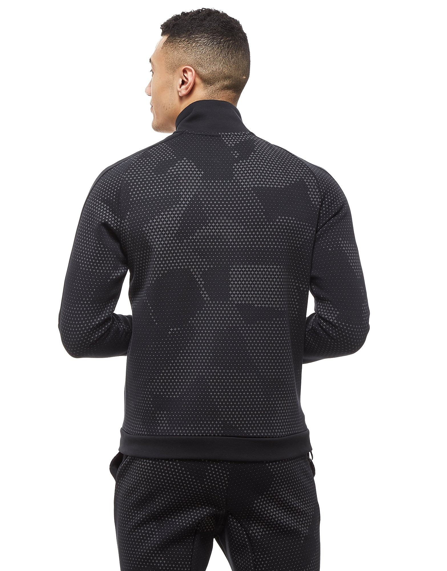Nike Tech All-Over-Print Track Top Heren