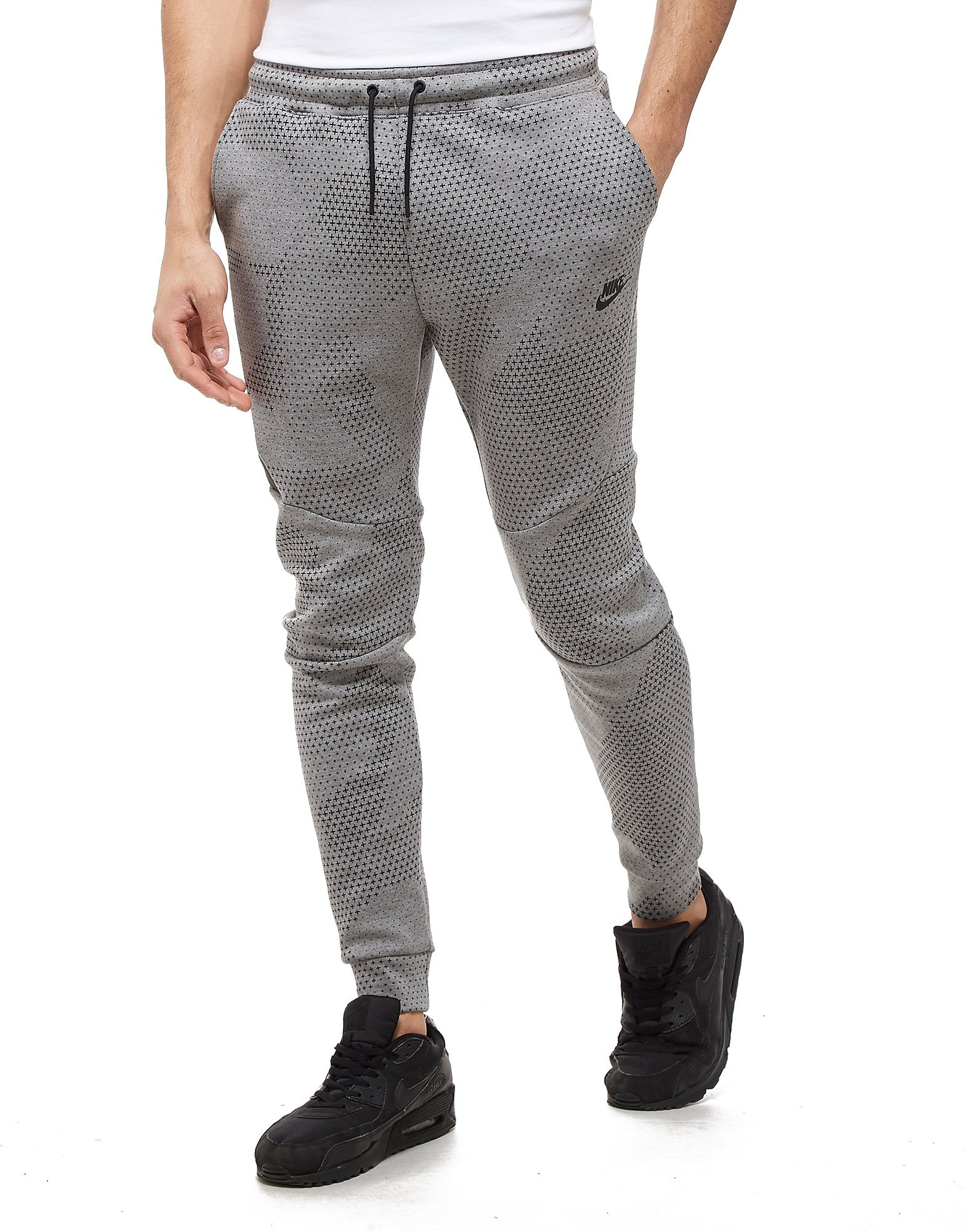 Nike Tech All Over Print Fleece Pants