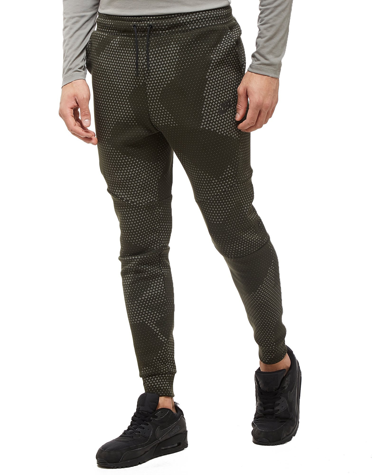 Nike Tech All Over Print Fleece Pantaloni