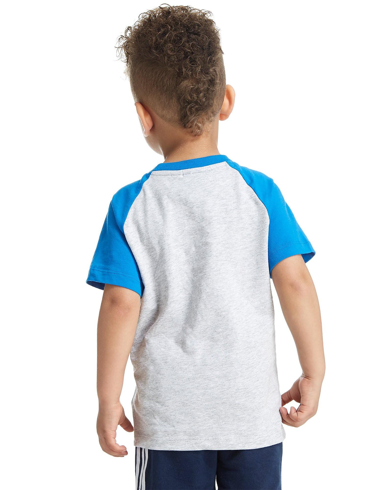 adidas Originals Superstar Trefoil T-Shirt Infant