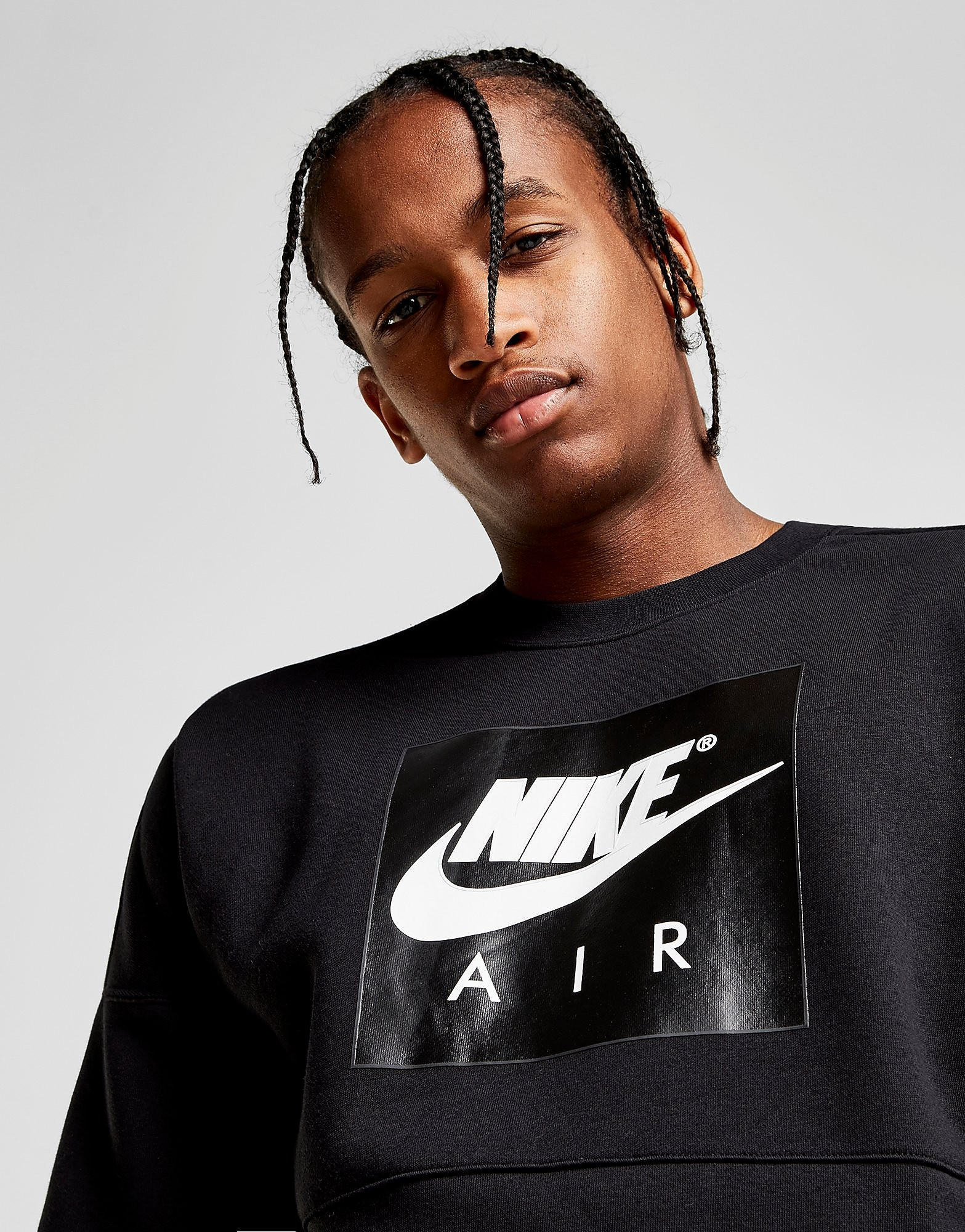Nike Sweatshirt Air Crew Homme