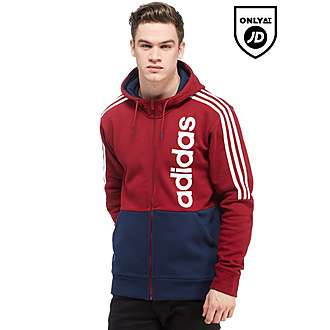 adidas Linear Full Zip Hoody