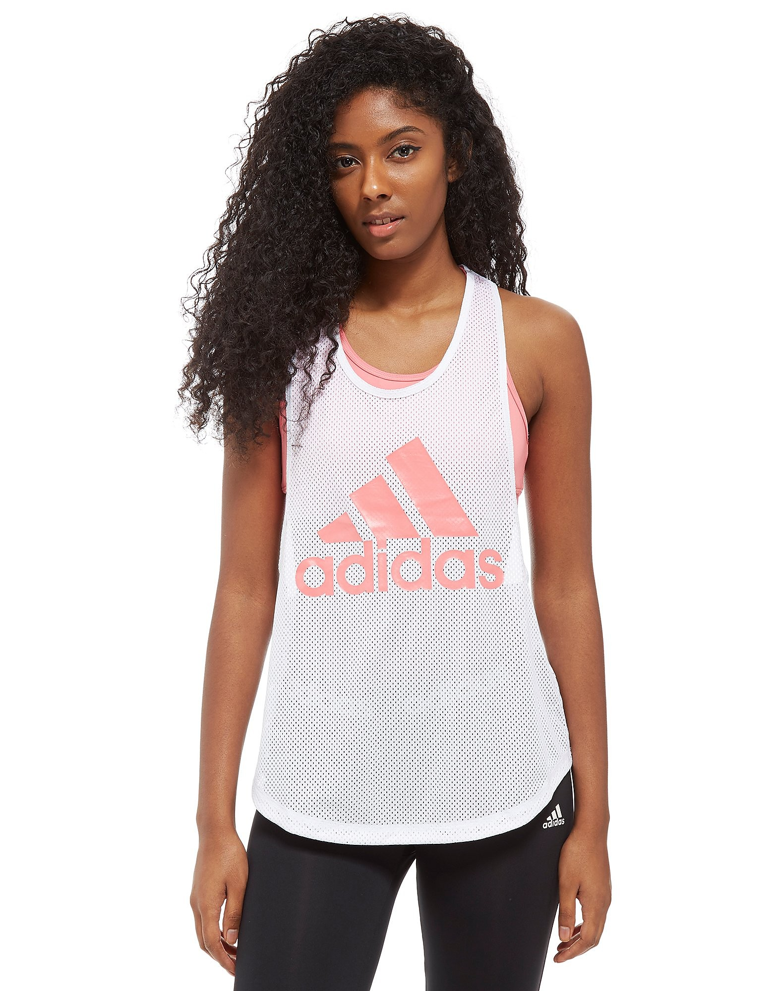 adidas 2 in 1 Tank Top Dames