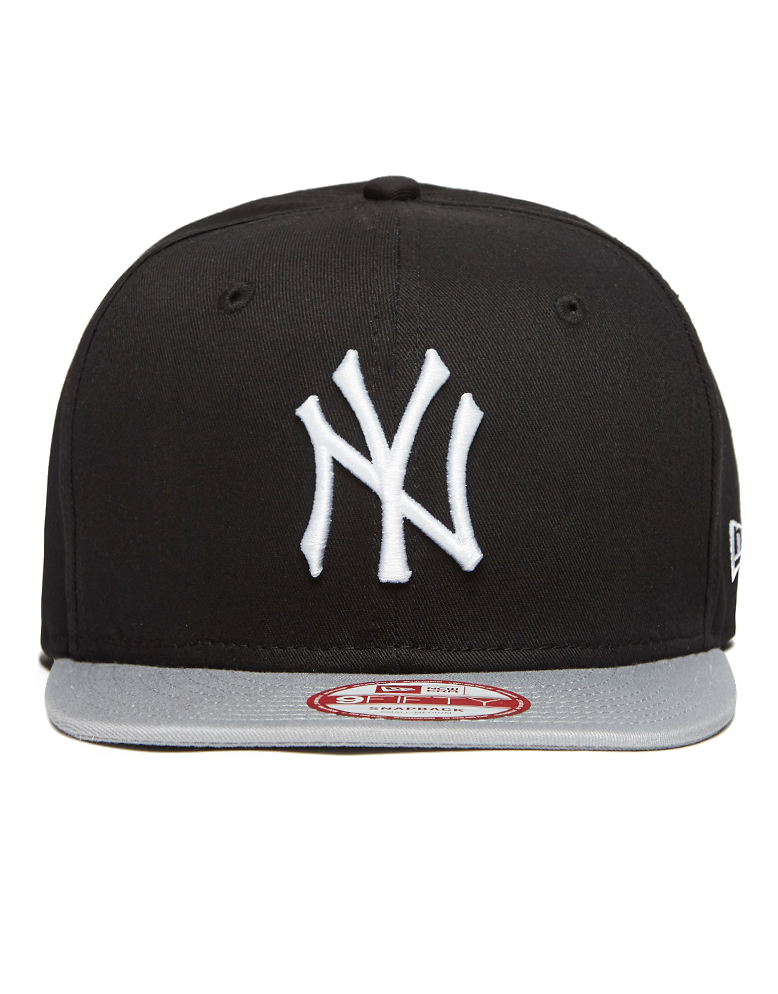 New Era MLB New York Yankees Cotton Block Snapback Cap