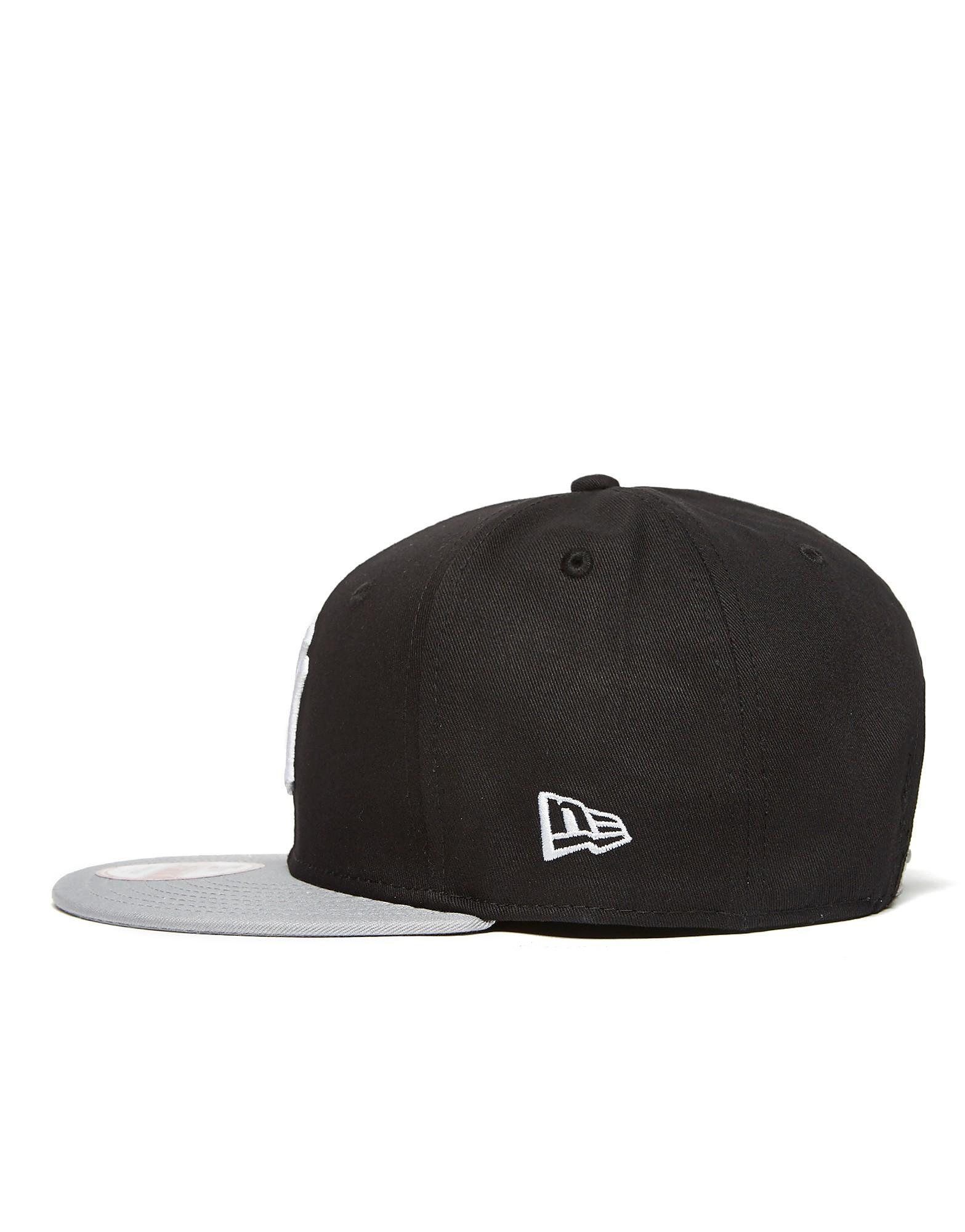 New Era MLB New York Yankees Block Snapback Cap