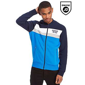 McKenzie Bollington Fleece Track Top