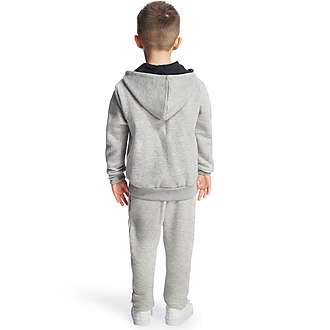 Hype Script Fleece Suit Children