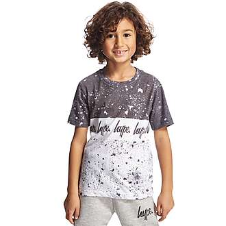 Hype Speckle Fade T-Shirt Children