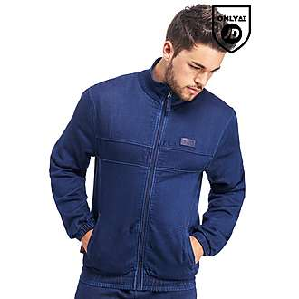 Gio-Goi Millgate Denim Track Top