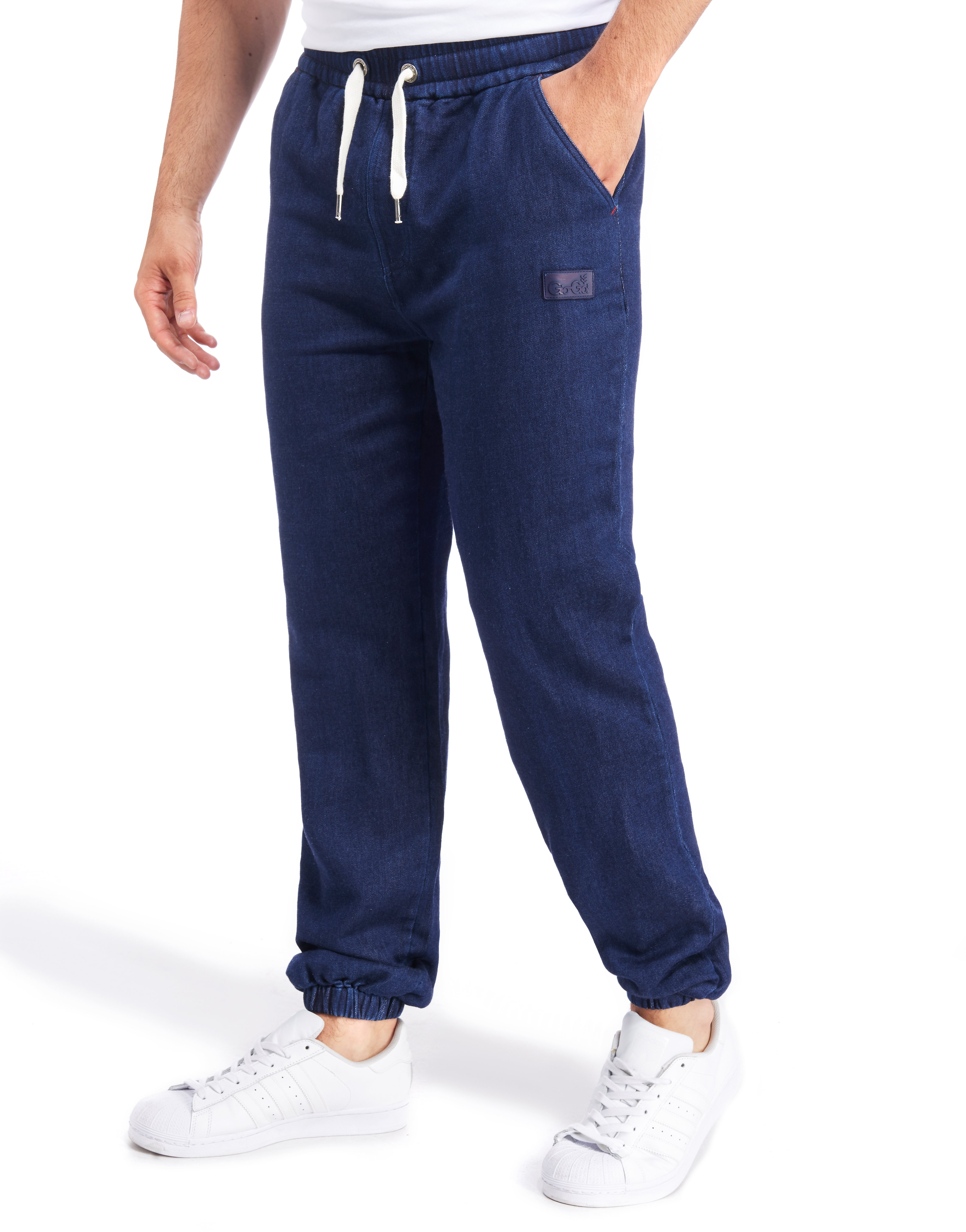 Gio-Goi Cholton Denim Jogging Pants