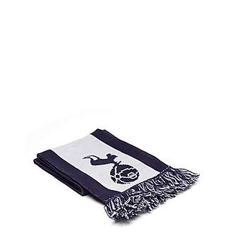 Official Team Tottenham Hotspur Text Scarf