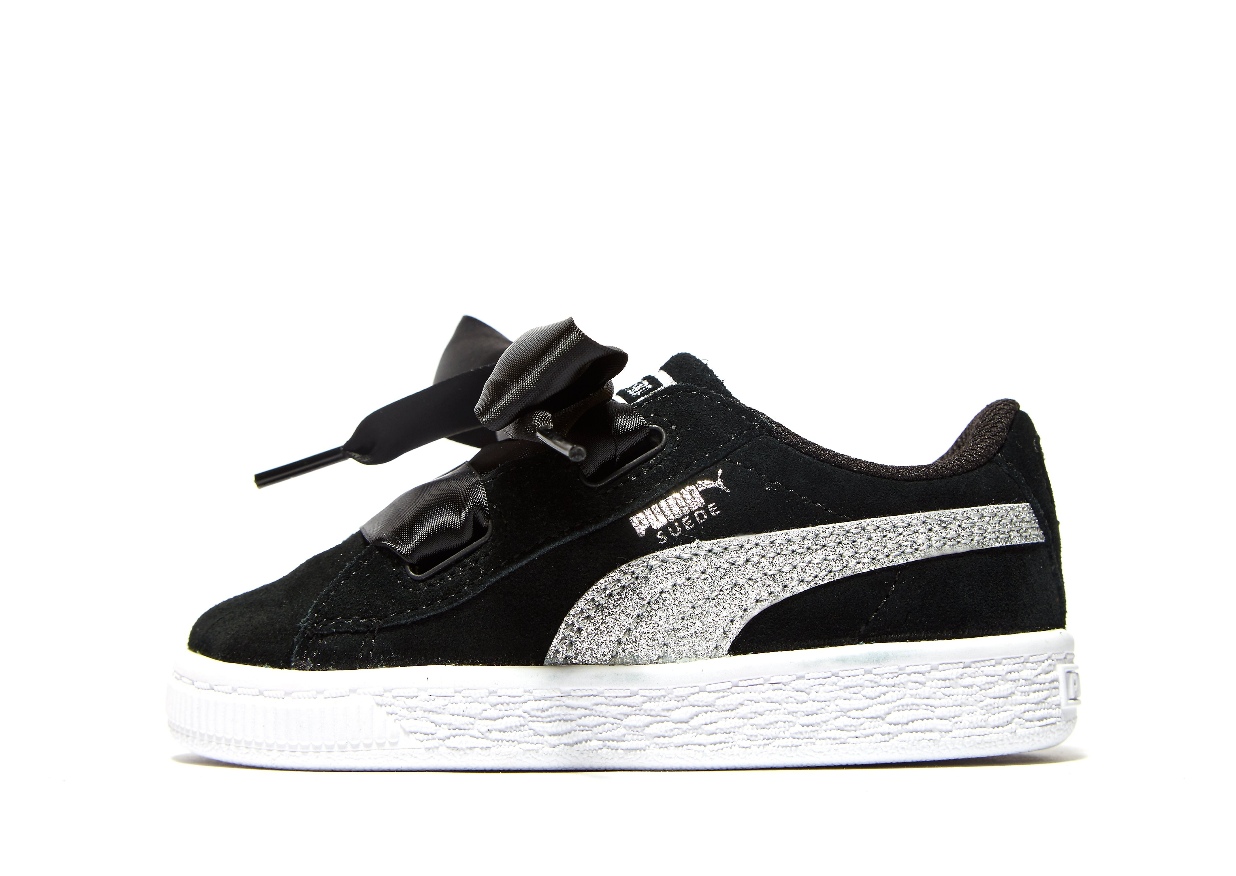 PUMA Suede Heart Infant