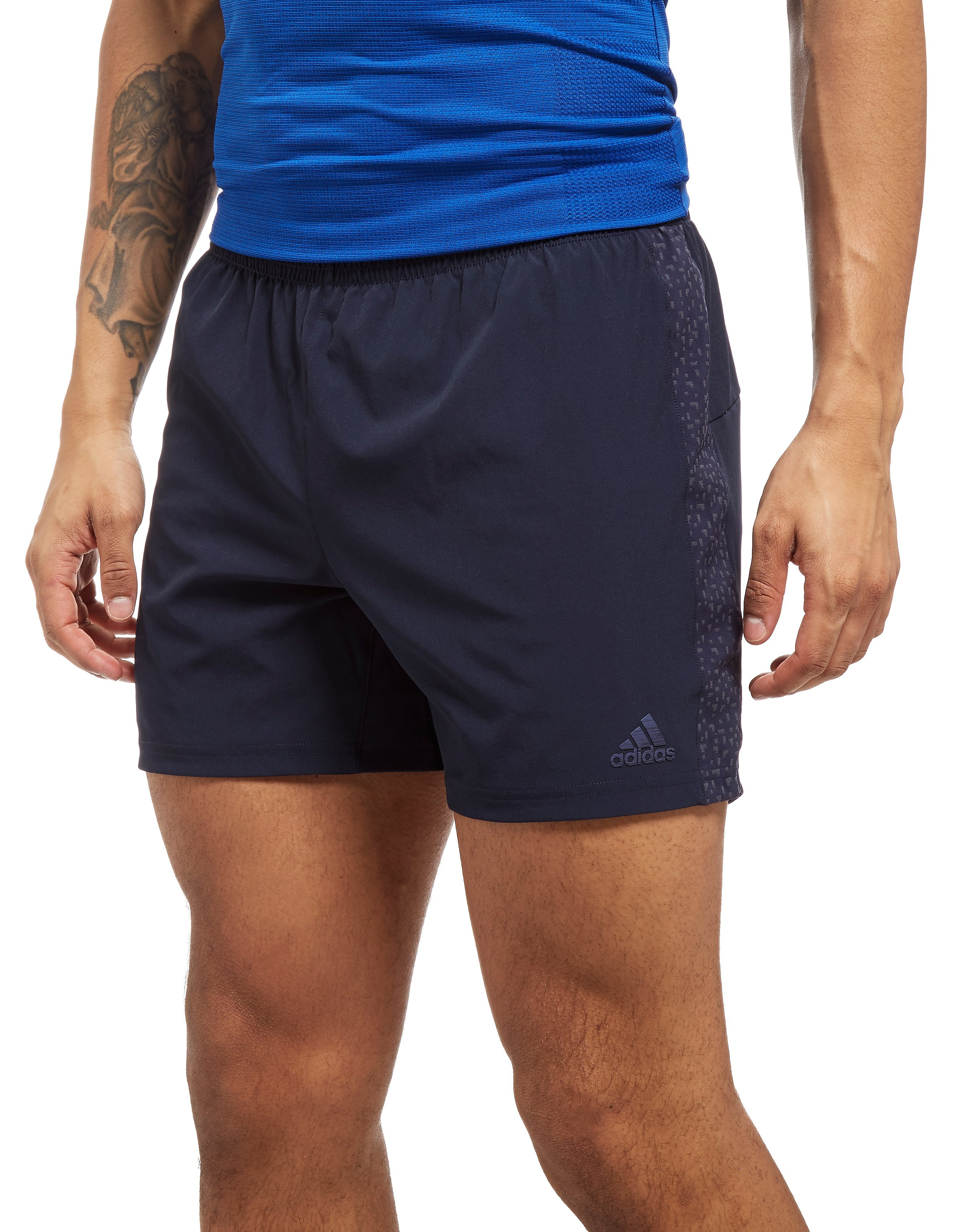 adidas Supernova 7-Inch Shorts Heren