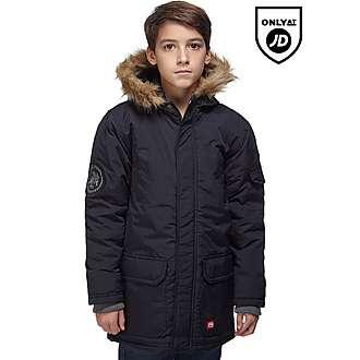 Ecko Compass Parka Jacket Junior