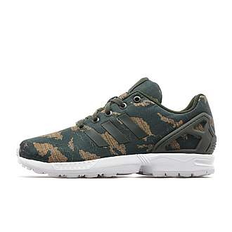 adidas Originals ZX Flux Camo Junior