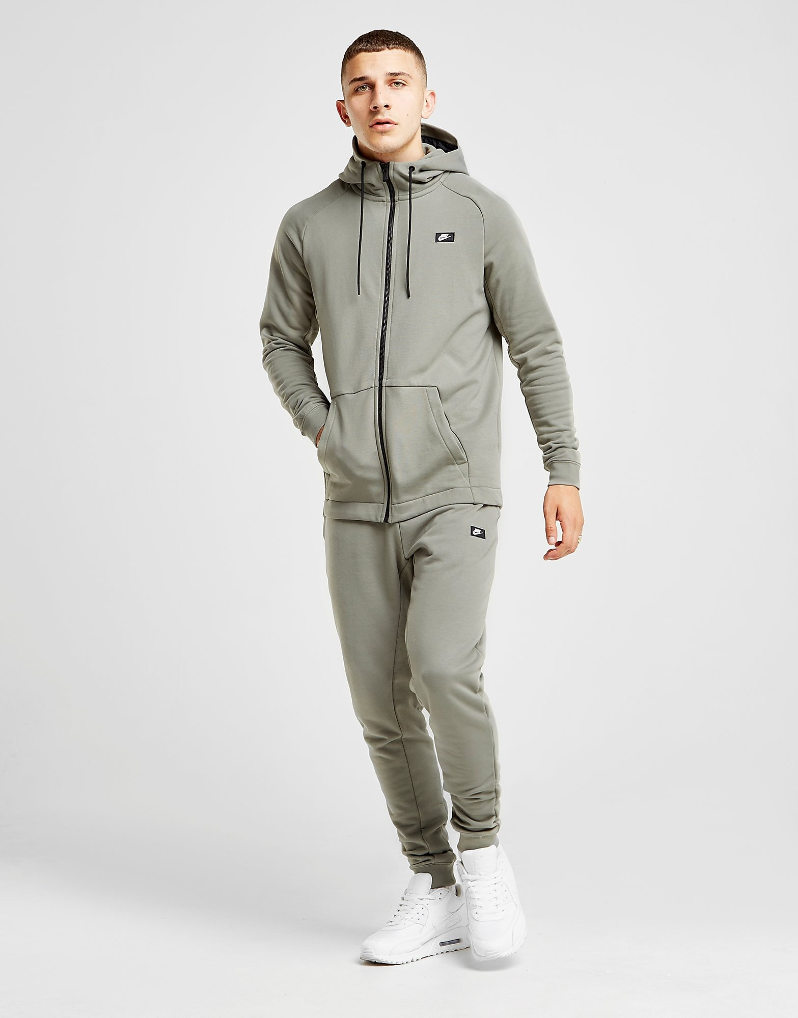 Nike Modern Full Zip Hoodie Heren