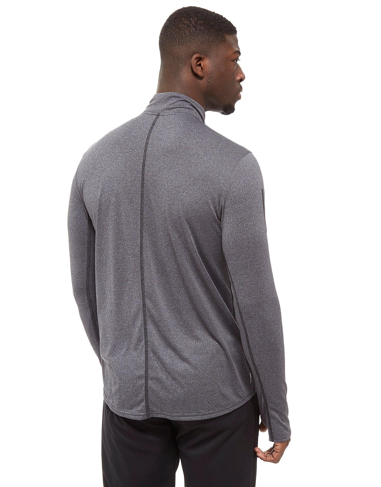 adidas Response Viertelreißverschluss Sweatshirt