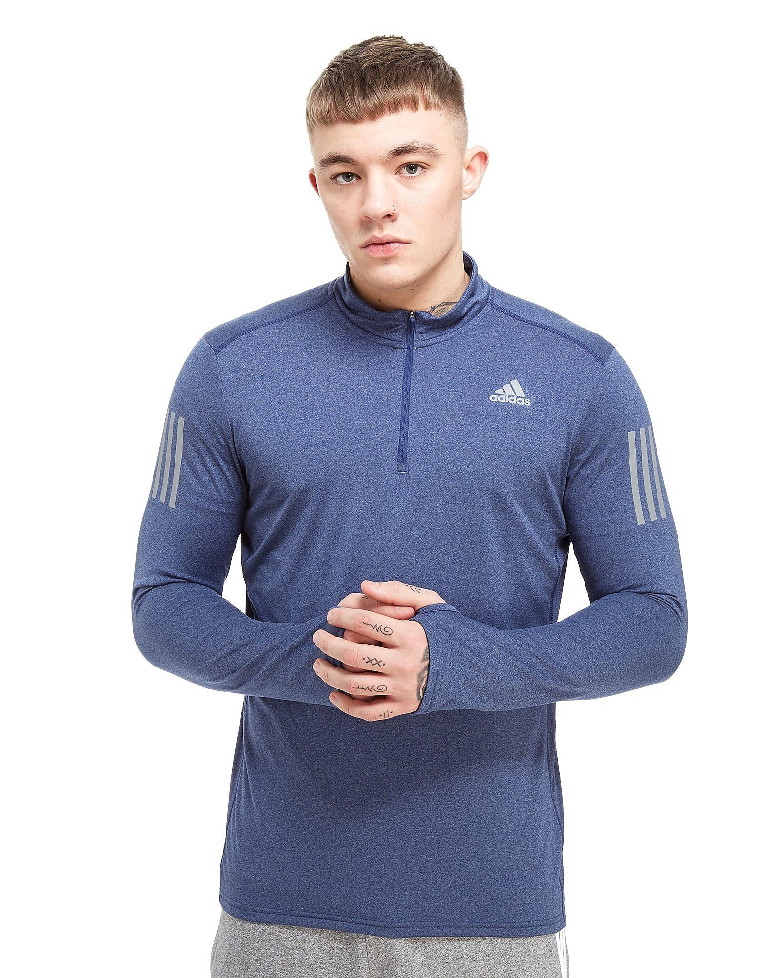 adidas Response 1/4 Zip Sweatshirt