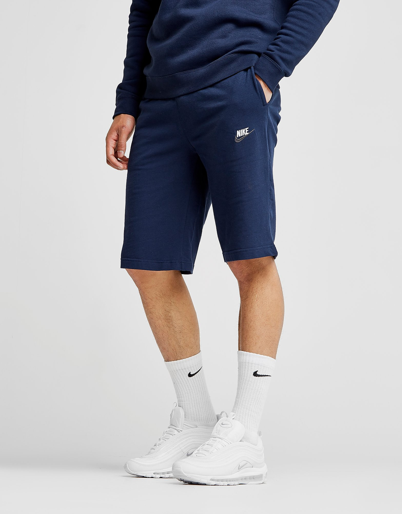 Nike Short Foundation 2 Homme
