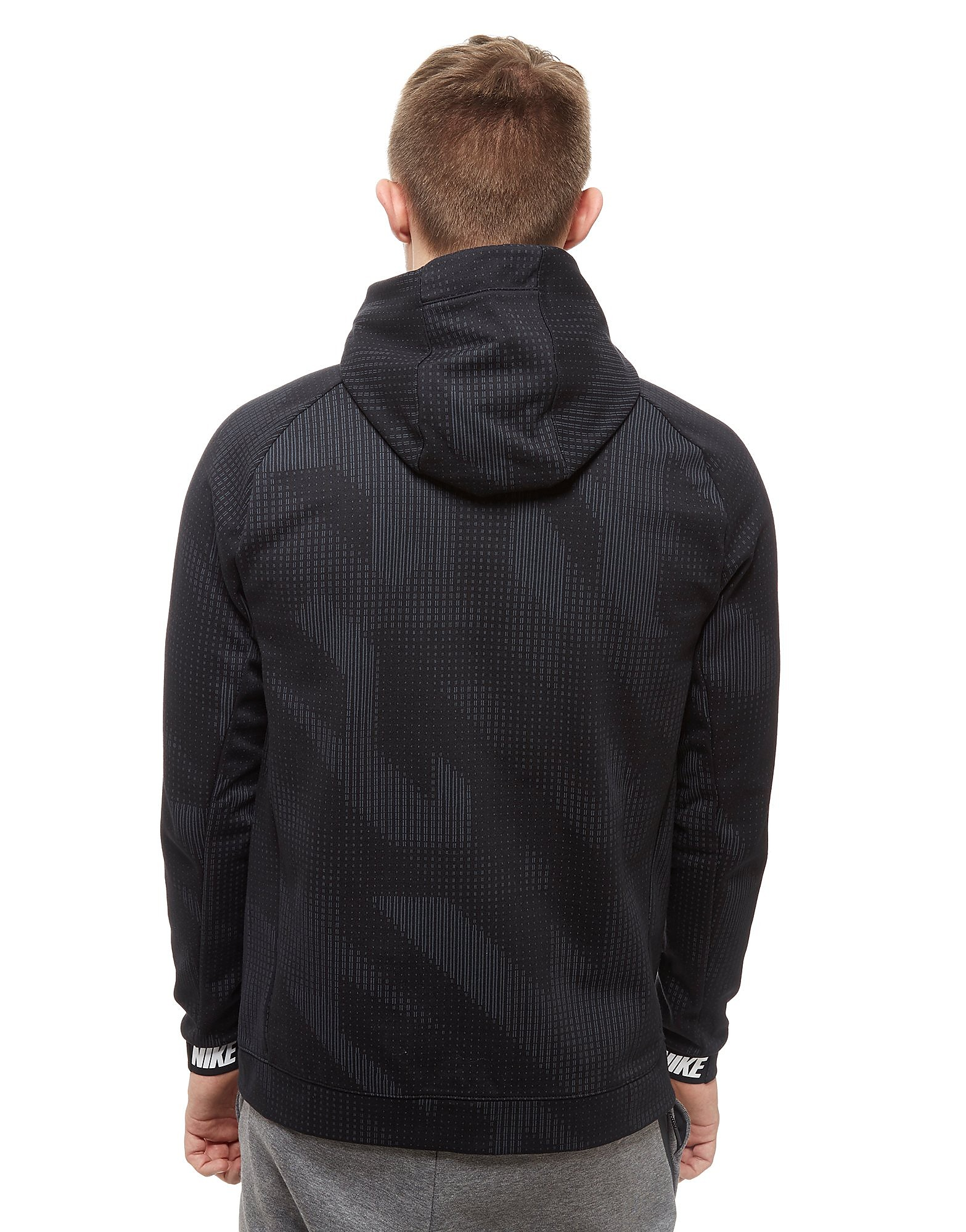 Nike Advance All Over Print Full Zip Hoodie