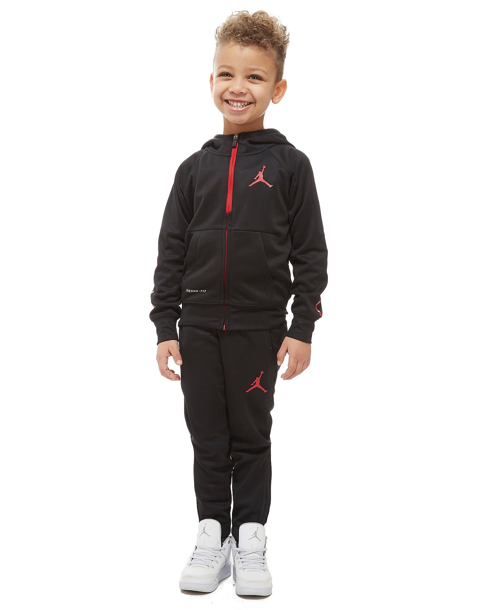 Jordan 23 Alpha Zip Tracksuit Children