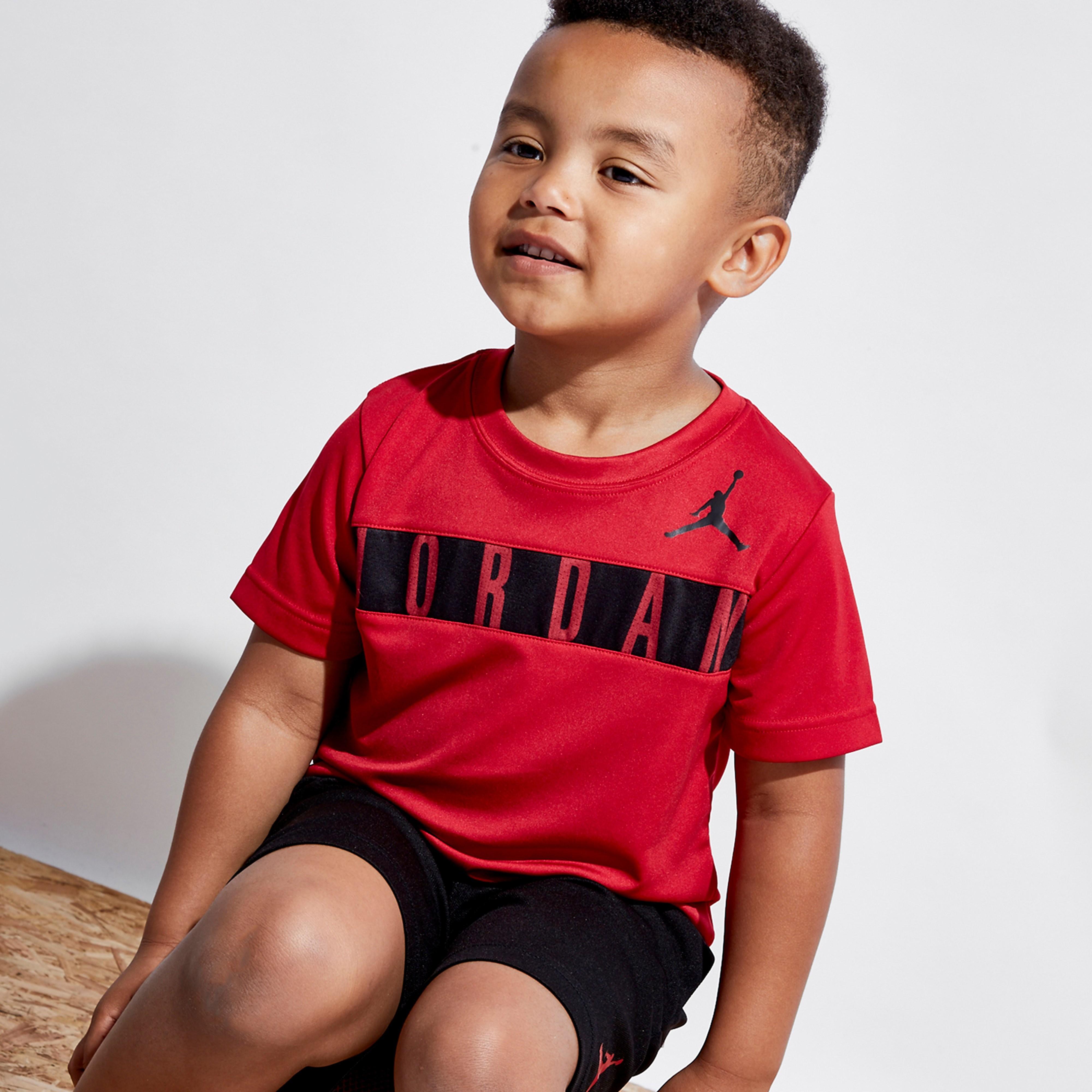 Jordan camiseta 23 Alpha infantil
