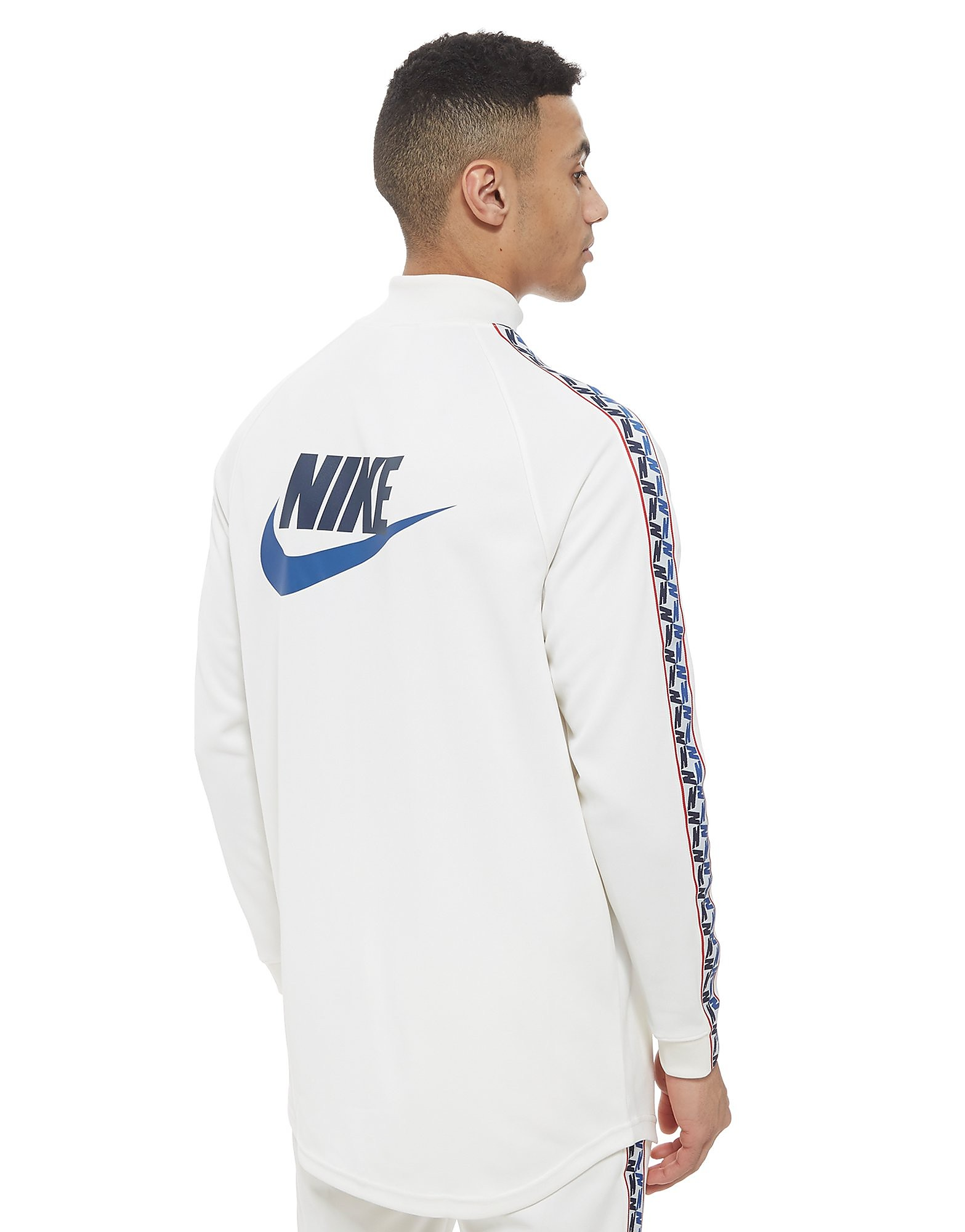 Nike Tape Poly Track Top Heren